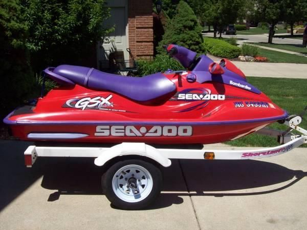 Seadoo 951 Engine Boats for sale