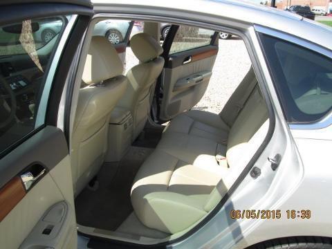 2006 INFINITI M35 4 DOOR SEDAN