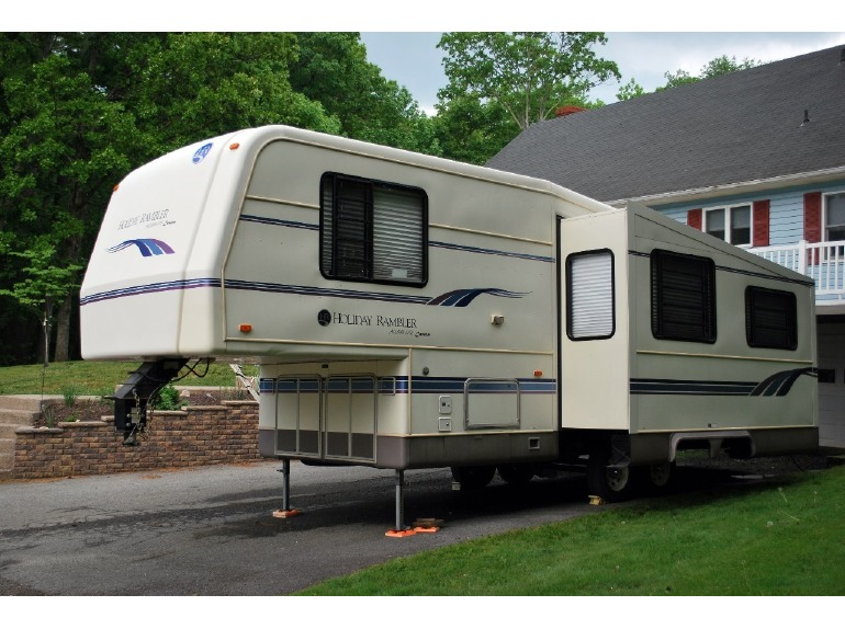 1997 Holiday Rambler Aluma-Lite