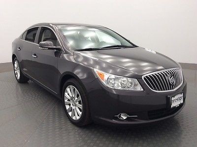 2013 buick lacrosse leather sedan 4d cars for sale. Black Bedroom Furniture Sets. Home Design Ideas
