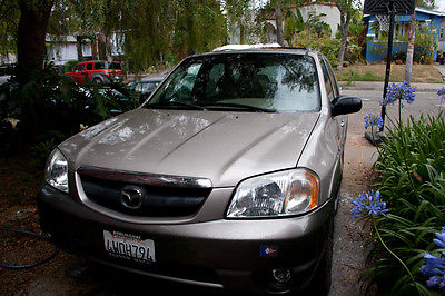 Mazda : Tribute ES Sport Utility 4-Door 2002 mazda tribute es sport utility 4 door 3.0 l 4 wd