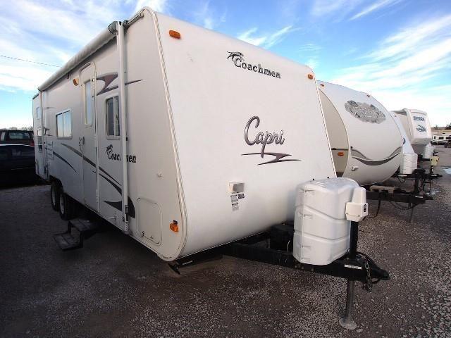 Coachmen Capri Travel Trailer 272tbs Rvs For Sale