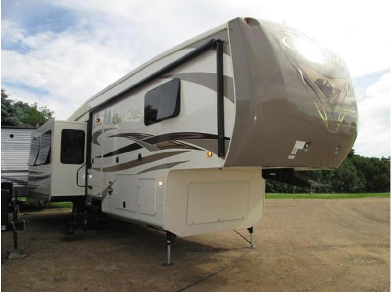 2016 Forest River Cedar Creek 34RE