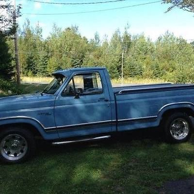 Ford : F-100 CUSTOM Very Rare Pickup in this unrestored condition,in need of nothing,turn key