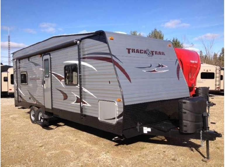 2015 Gulf Stream Track and Trail Track & Trail 24RTH
