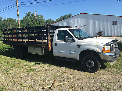 Ford : Other Pickups XL Cab & Chassis 2-Door 2000 ford f 550 super duty xl cab chassis 2 door 7.3 l