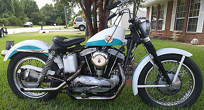 Harley-Davidson : Sportster 1957 harley davidson sportster