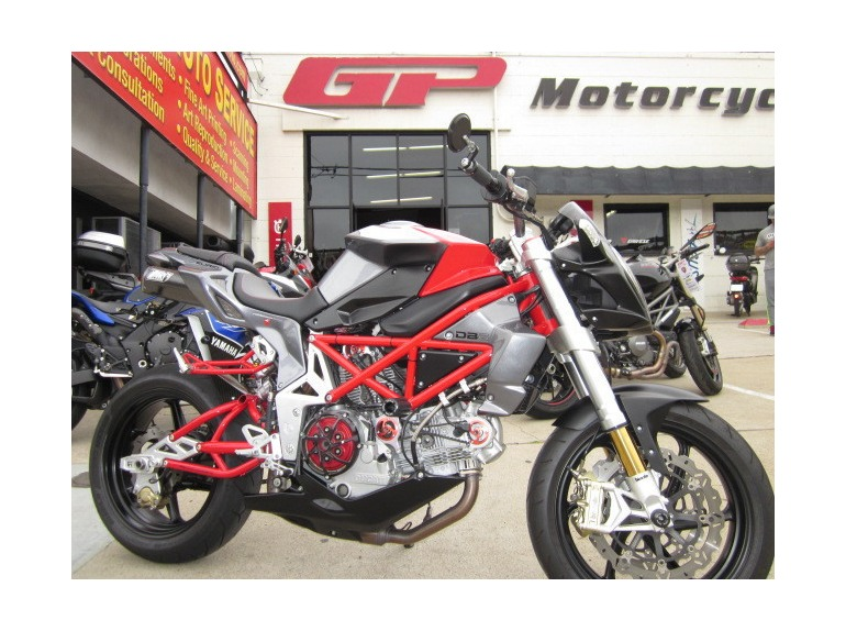 2007 Bimota DB6 Delirio - Rare and Exotic - A Ducati at Heart!