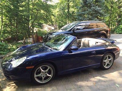 Porsche : 911 Carrera Convertible 2-Door 2002 porsche 911 carrera convertible 2 door 3.6 l