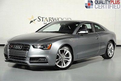 Audi : S5 Prestige S5 Prestige  Navigation  Backup Camera  Park Sensors  Bang & Olufsen  Rear Shade