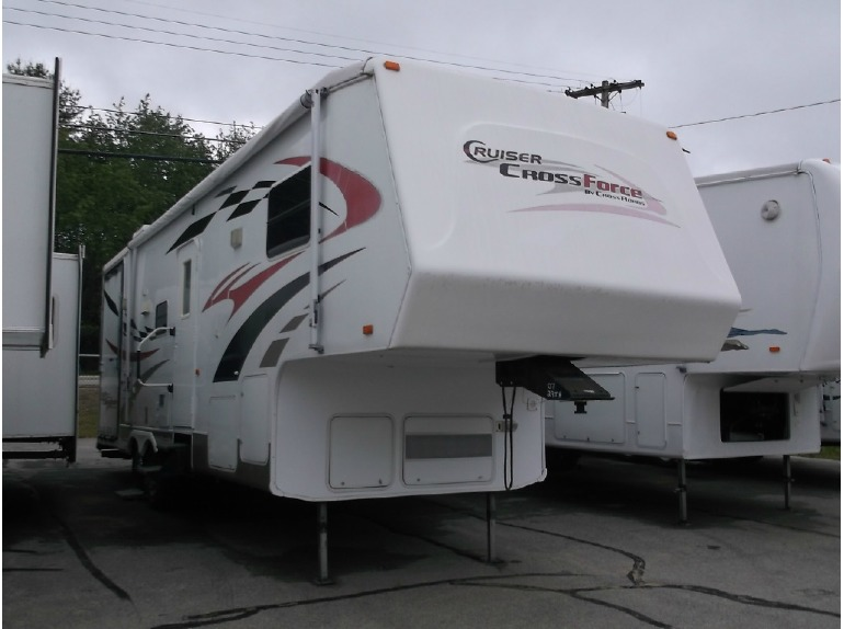 2007 Crossroads Rv Crossforce 29SL