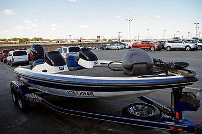 2008 Skeeter ZX190 18' Dual Console Bass Boat, Yamaha V-MAX 150- Fresh Water