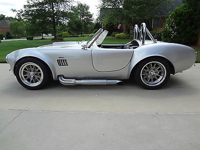 Shelby : Ford AC Cobra 1965 shelby ford cobra factory five