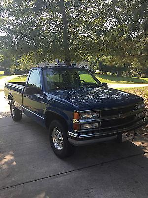Chevrolet : C/K Pickup 3500 Silverado Chevrolet Silverado 3500 reg cab 454 non dualy