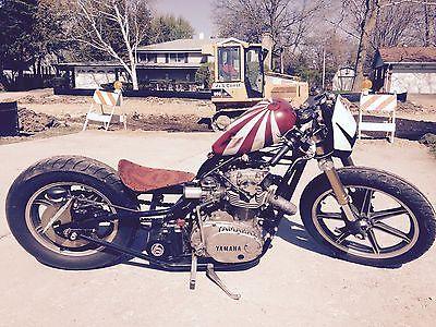 Yamaha : XS Yamaha XS-650 Bobber