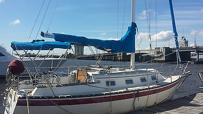 1985 Caliber 28 Sailboat