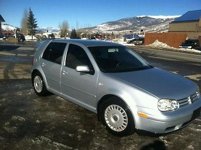 Volkswagen : Golf VW GOLF TDI, Greasecar Kit, Tow Hitch, In dash DVD GPS, Lowered, Service records
