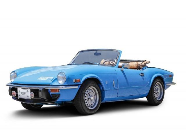 Triumph : Other Spitfire Over $16,000 in Restoration w/ 62,971 Actual Miles. Serviced and ready to go!
