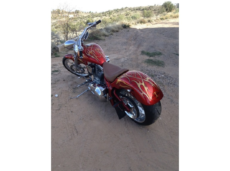 2003 Titan Motorcycle Co. Sidewinder LOW RIDER ST