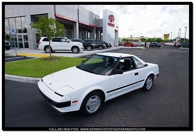 Germain Toyota Of Sarasota U003eu003e Toyota Mr2 1985 Cars For Sale