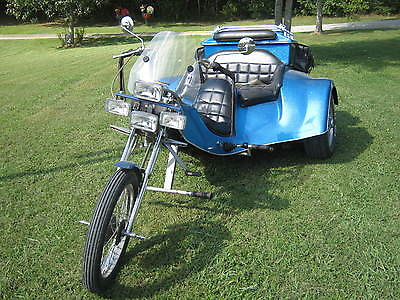 Vw Trike Motorcycles For Sale