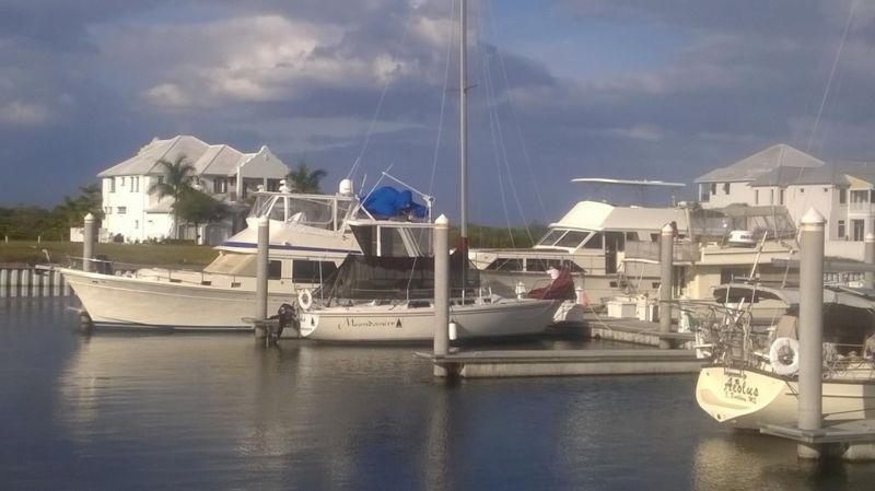 1979 30 ft tall rig catalina sailboat