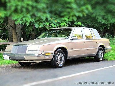 Chrysler : Imperial IMPERIAL  1993 chrysler imperial 39 381 original miles