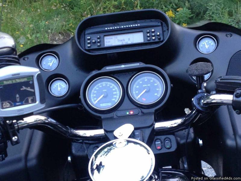 2011 Harley Davidson Road Glide Ultra