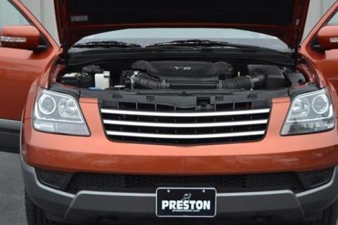 2009 KIA BORREGO 4 DOOR SUV
