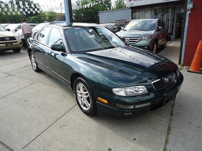 Mazda : Millenia Base Sedan 4-Door 1999 mazda millenia 73 000 miles loaded 1 owner leather moonroof perfect carfax