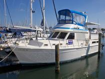 Hartmann Palmer Offshore Trawler 38'