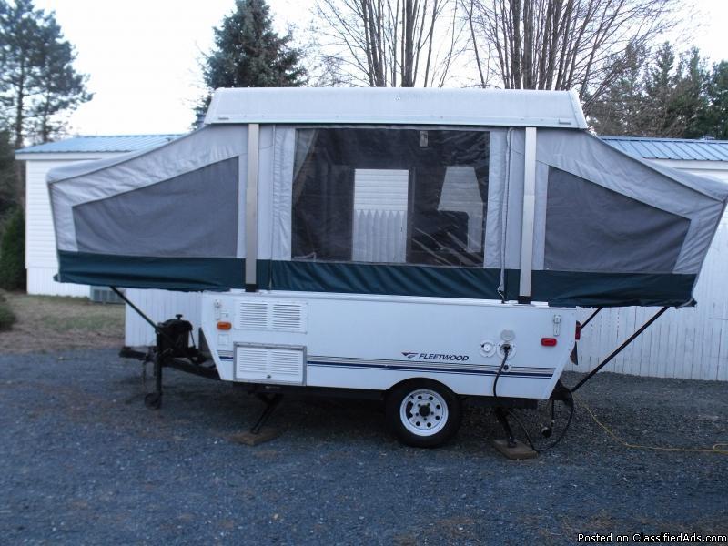 Fleetwood Pop Up Camper Rvs For Sale