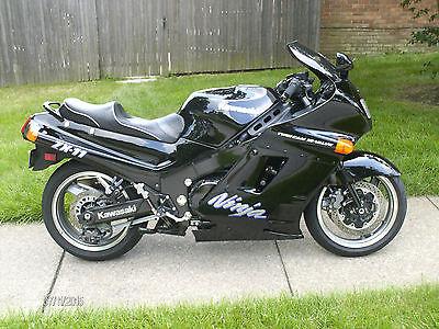 Kawasaki : Ninja 1992 kawasaki ninja zx 11 c