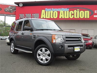 Land Rover : LR3 4WD 4dr HSE Land Rover LR3 4WD 4dr HSE Leather Navigation 3RD Row Seating Sunroof SUV Automa