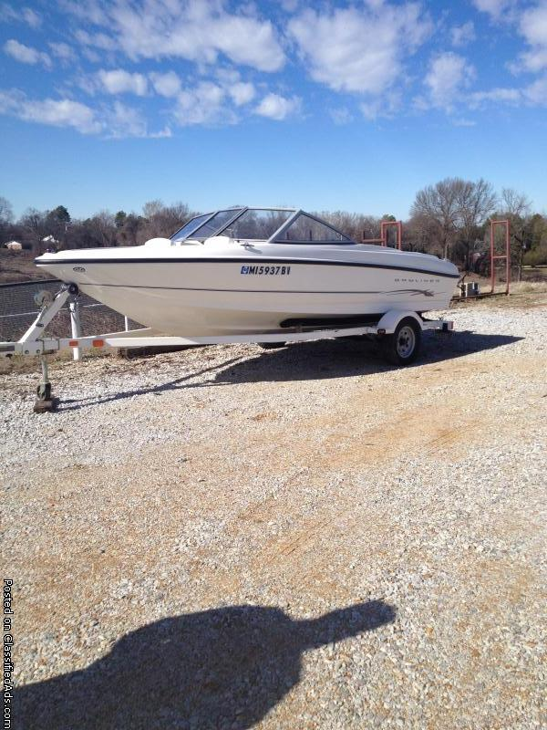 Bayliner 2005 17 ft