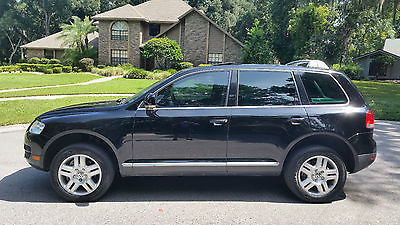 Volkswagen : Touareg Luxury Model O5 Luxury Suv VW Touareg 4wd Low miles Sunroof Leather Navigation