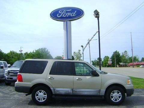 2004 FORD EXPEDITION 4 DOOR SUV