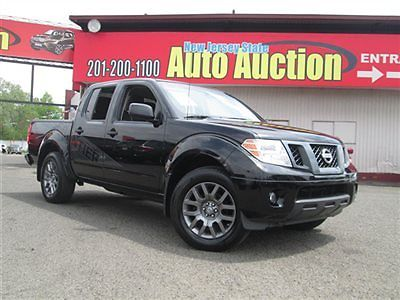Nissan : Frontier 4WD Crew Cab SWB Automatic S 4 wd crew cab swb automatic s nissan frontier s 4 dr truck manual gasoline 4.0 l v