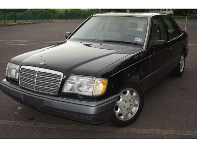 Mercedes-Benz : E-Class 4dr Sedan 4. 1995 mercedes benz e 420 w 124 126500 original miles clean carfax 1 owner
