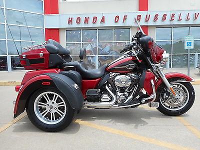 Honda Of Russellville >> Harley Trike Motorcycles for sale in Russellville, Arkansas