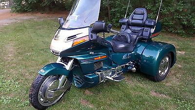 1995 Honda Gl1500 Trike Motorcycles for sale
