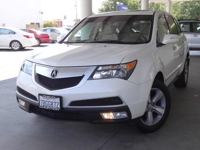 2013 Acura MDX 4D Sport Utility 3.7L