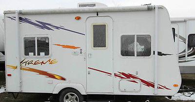 travel trailer * camper * rv * 19' trailer