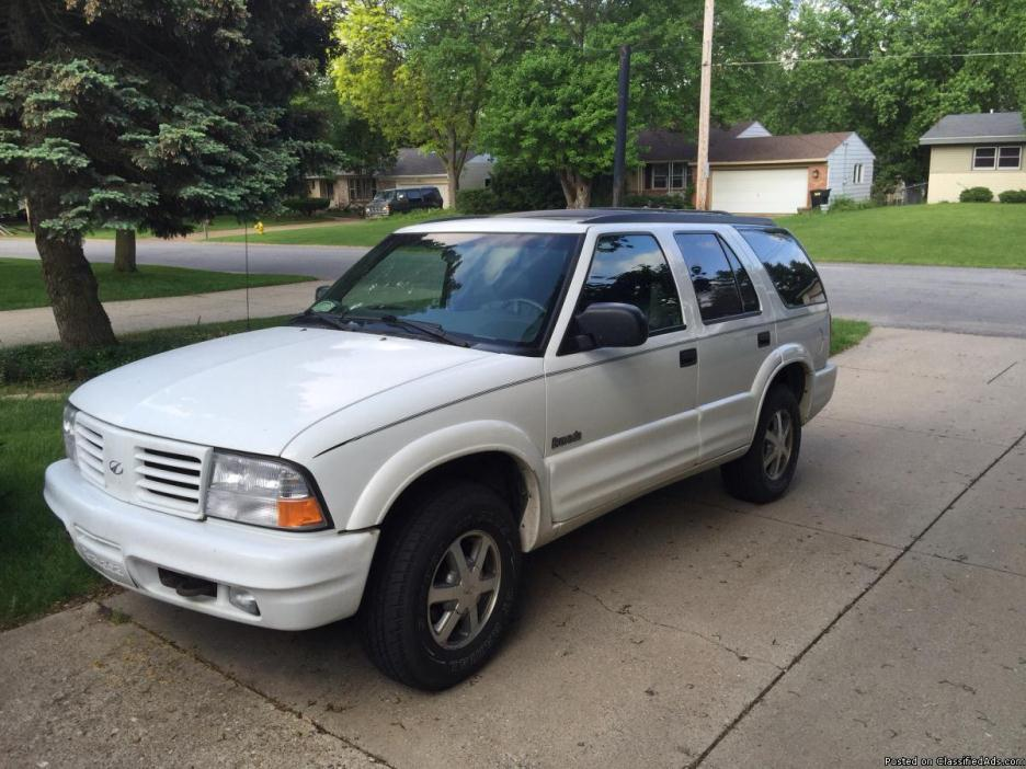 2001 Oldsmobile Bravada Cars For Sale