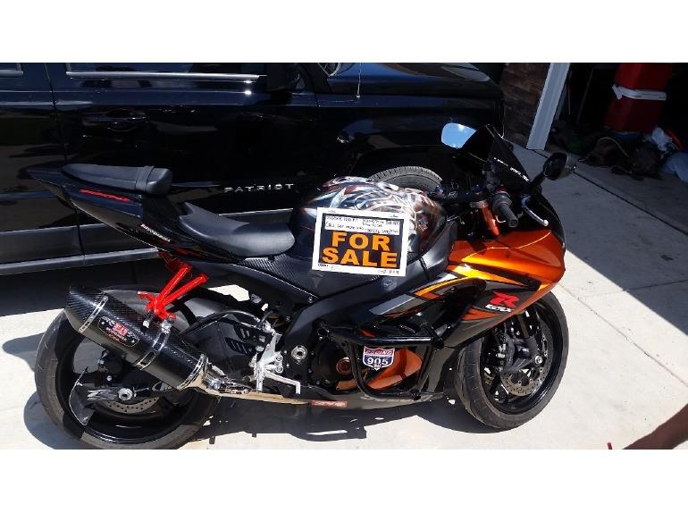 2007 Suzuki Gsx-R 1000