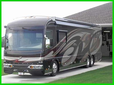 2012 American Coach American Heritage 45' Class A 600 HP Cummins Diesel LOADED