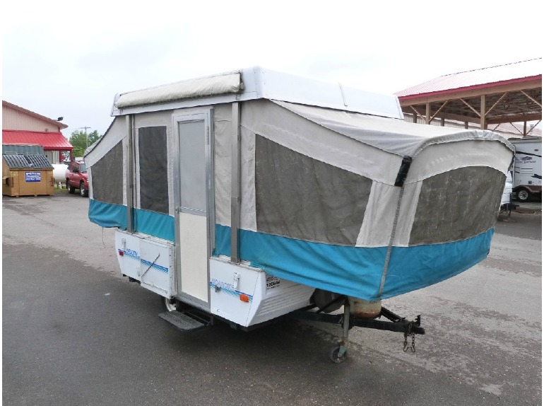 1992 Coleman Pop Up Campers RVs For Sale