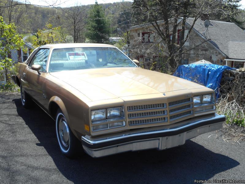 1976 Buick Century