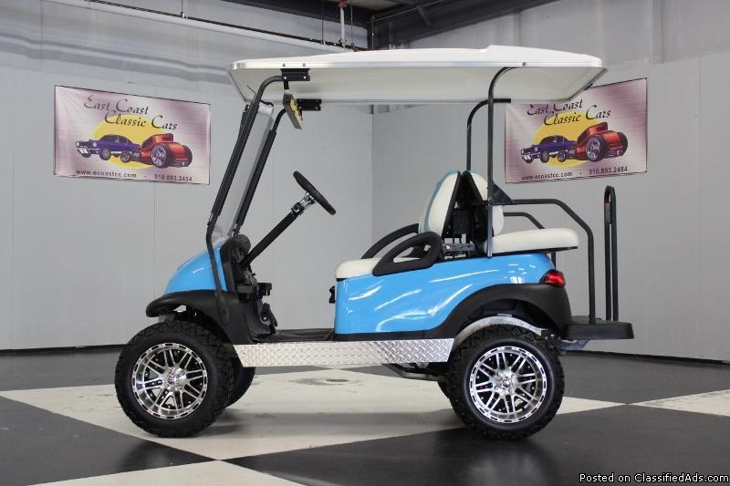 2012 Club Car Golf Cart