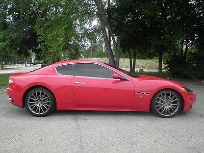 Maserati : Gran Turismo S Coupe 2-Door 2009 maserati granturismo s